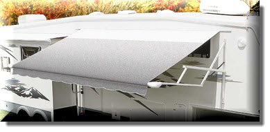 Motorized Awnings from Carefree