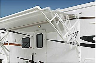 Rv Awning Storage Over The Winter Can Help To Extend Its